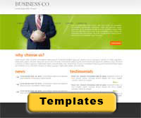 click to view website templates