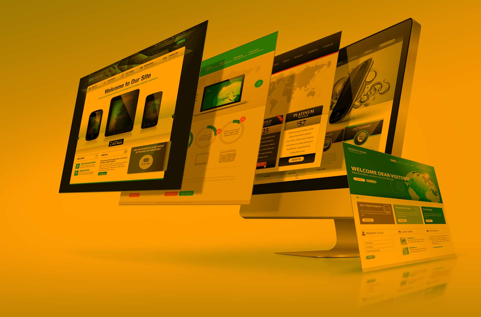 Freelance Web Designer Pune